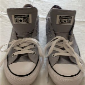 New Converse All Star Sneakers: Size 8